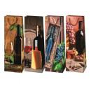Geschenktüte Flaschentüte Wein- Jumbo 39 x 12 x 9