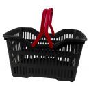 Großhandel Einkaufstaschen: Einkaufskorb  Einkaufstasche 17 Liter, 40 x 28 x 23