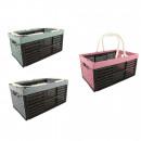 Großhandel Einkaufstaschen: Einkaufskorb  Einkaufstasche 16 Liter, 40 x 26 x 20