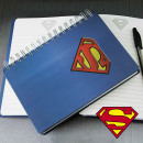 grossiste Fournitures de bureau equipement magasin:Carnet de Notes Superman