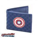 grossiste Classeurs et dossiers: Portefeuille  Captain America Marvel