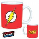 Großhandel Sonstige: Becher Flash-Justice League