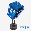 Neon Lamp Tardis Dr Who