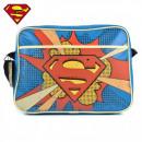 Shoulder bag Superman Retro