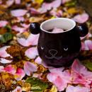 Großhandel Thermoskannen: Tasse Panda Thermoreaktive