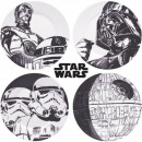 Plates Star Wars - Set of 4