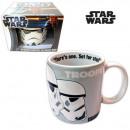 Star Wars Stormtrooper mug 2D