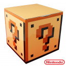 Mystery box  Metallic Super Mario Bros Nintendo
