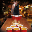 Giant game Beer Pong