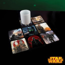 Coasters One Rogue 3D Star Wars