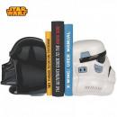 mayorista Otro: Sujetalibros Star  Wars - Darth Vader y Stormtroope