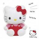 Hilarious plush Hello Kitty