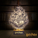grossiste Lampes: Lampe acrylique  Poudlard Harry Potter