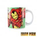 groothandel Koppen & bekers: Mok Iron Man Marvel Comics