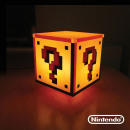 Mystery Box Lamp  Super Mario Bros Nintendo