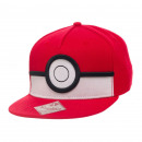 Pokemon Pokeball cap