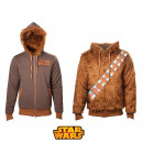 wholesale Coats & Jackets: Reversible Jacket  Chewbacca Star Wars Variations: