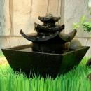 Petite Fontaine Asian Temple