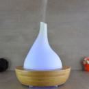 Großhandel Home & Living: Ultraschall-Aroma  Diffuser Vulkan - Bambus