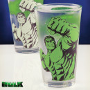 wholesale Thermos jugs: Thermoreactive Hulk Marvel glass