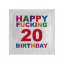 wholesale Erotic-Accessories:Condom Happy Birthday 20