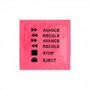 Los condones de avance y retroceso