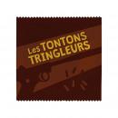 Condoms The tightening tongs