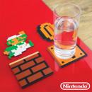 mayorista Electronica de ocio: Lote 20 Coaster  Nintendo Super Mario Bros