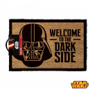 grossiste Tapis & Sols: Paillasson Star  Wars Dark Vador - Welcome to the D