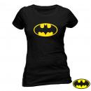 mayorista Ropa bebé y niños: T-Shirt Batman mujer Tamaños: camiseta de Batman M