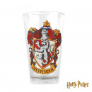 wholesale Kitchen Utensils: Large glass with  Gryffindor Crest Harry Potter