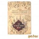 groothandel Fournituren & naaigerei: Small Plate  Metallic Harry Potter Map maart