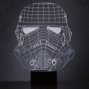 Acrylic lamp Stormtrooper