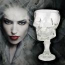 Maxi Glass Foot 3D Skull