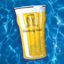 wholesale Aquatics & Beach: Maxi Inflatable  Mattress Pint of Beer