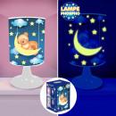 Großhandel Lampen: Nachttischlampe Teddy Moon Glow