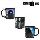 Tardis Mug thermoreactive Dr Who