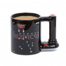 wholesale Thermos jugs: Mug thermoreactive Retro Arcade 3D