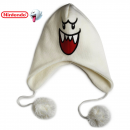 grossiste Electronique de divertissement:Bonnet Ski Nintendo Boo