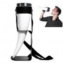wholesale Drinking Glasses:Horn Viking Glass