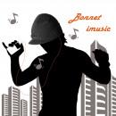 Großhandel Kopfbedeckung: IMusic Bonnet Visor Wired