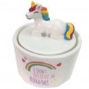 Großhandel Schmuck-Aufbewahrung: Kleine Unicorn  Jewelry Box - Ich glaube nicht an