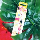 Pegatinas de uñas diseños tropicales