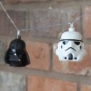 Großhandel Lichterketten: Garland Hell Star  Wars Darth Vader und Stormt