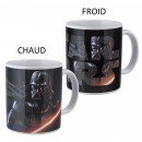 wholesale Licensed Products: Dart Star Wars Vader Star Wars Thermoreactive Mug