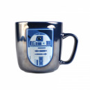 Star Wars R2D2 Metallic Mug