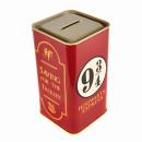 grossiste Epargner boite: Tirelire  Métallique Harry  Potter Poudlard ...