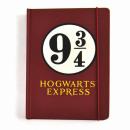groothandel Kantoor- & winkelbenodigdheden: A5 boek Harry  Potter Hogwarts Express Way 9 3/4