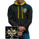 Großhandel Pullover & Sweatshirts: Hoody Harry Potter Hufflepuff Größen: X