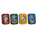 hurtownia Ogrod & Majsterkowanie: Zestaw 4 małych  pudełek Collector Harry Potter